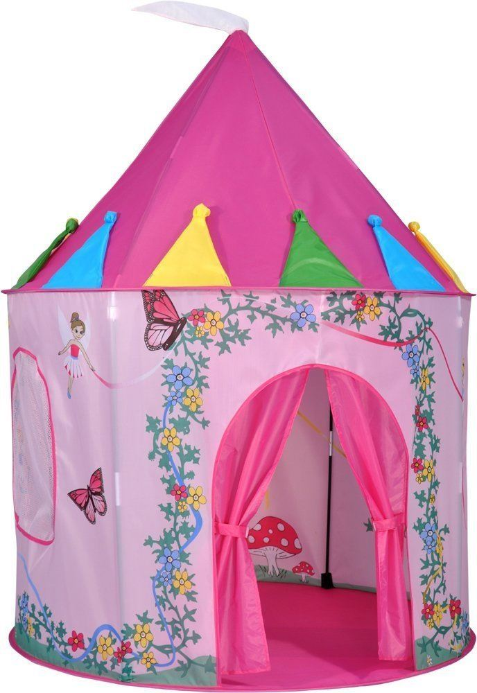 Spirit-Of-Air-Kids-Kingdom-Childrens-Pop-Up-  sc 1 st  eBay : pop up childrens tent - memphite.com