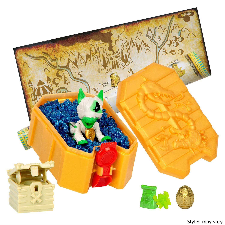 Trésor X Kings Gold Mini bêtes Pack