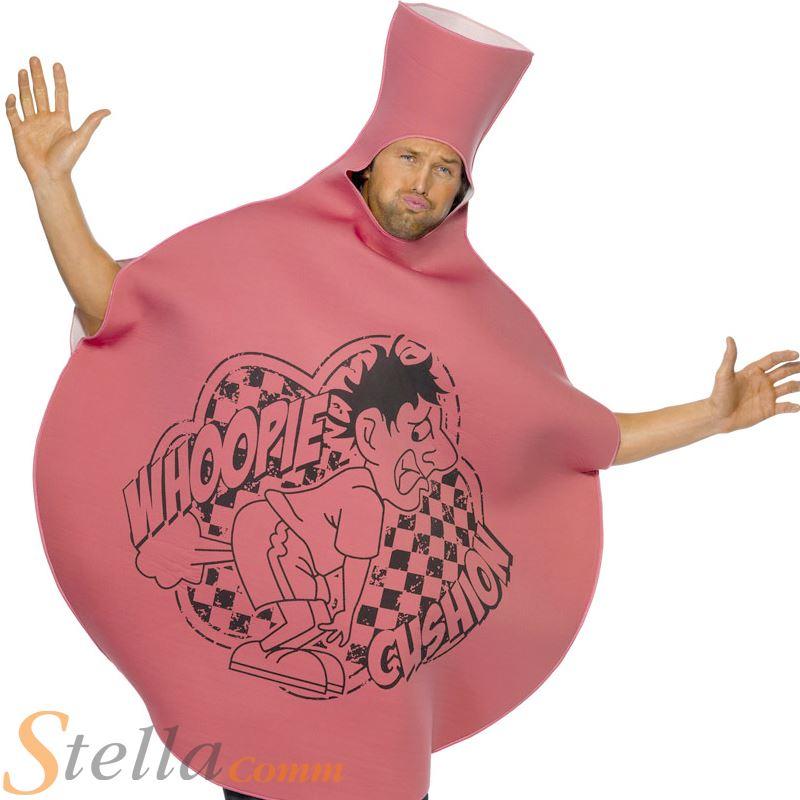 Adult whoopie whoopee cushion 70s 80s fancy dress costume stag do adult whoopie whoopee cushion 70s 80s fancy dress costume stag do outfit solutioingenieria Gallery