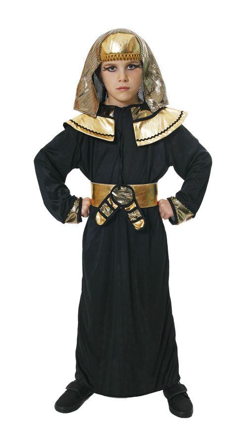 Kids-Boys-Pharaoh-Egyptian-King-Book-Week-Historic-  sc 1 st  eBay & Kids Boys Pharaoh Egyptian King Book Week Historic Fancy Dress ...