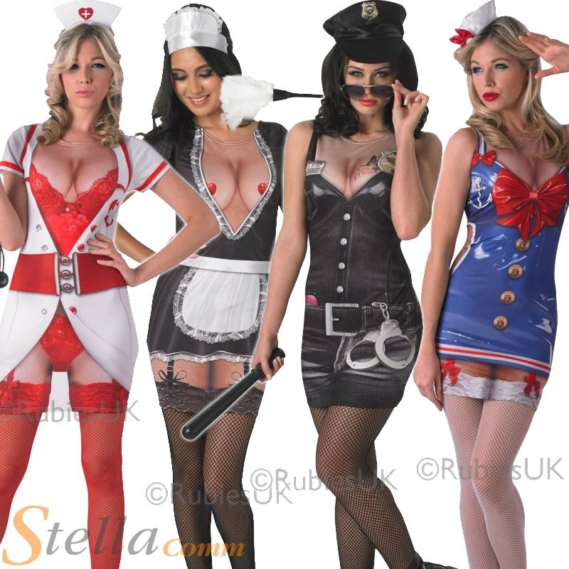 Rated R Halloween Costumes
