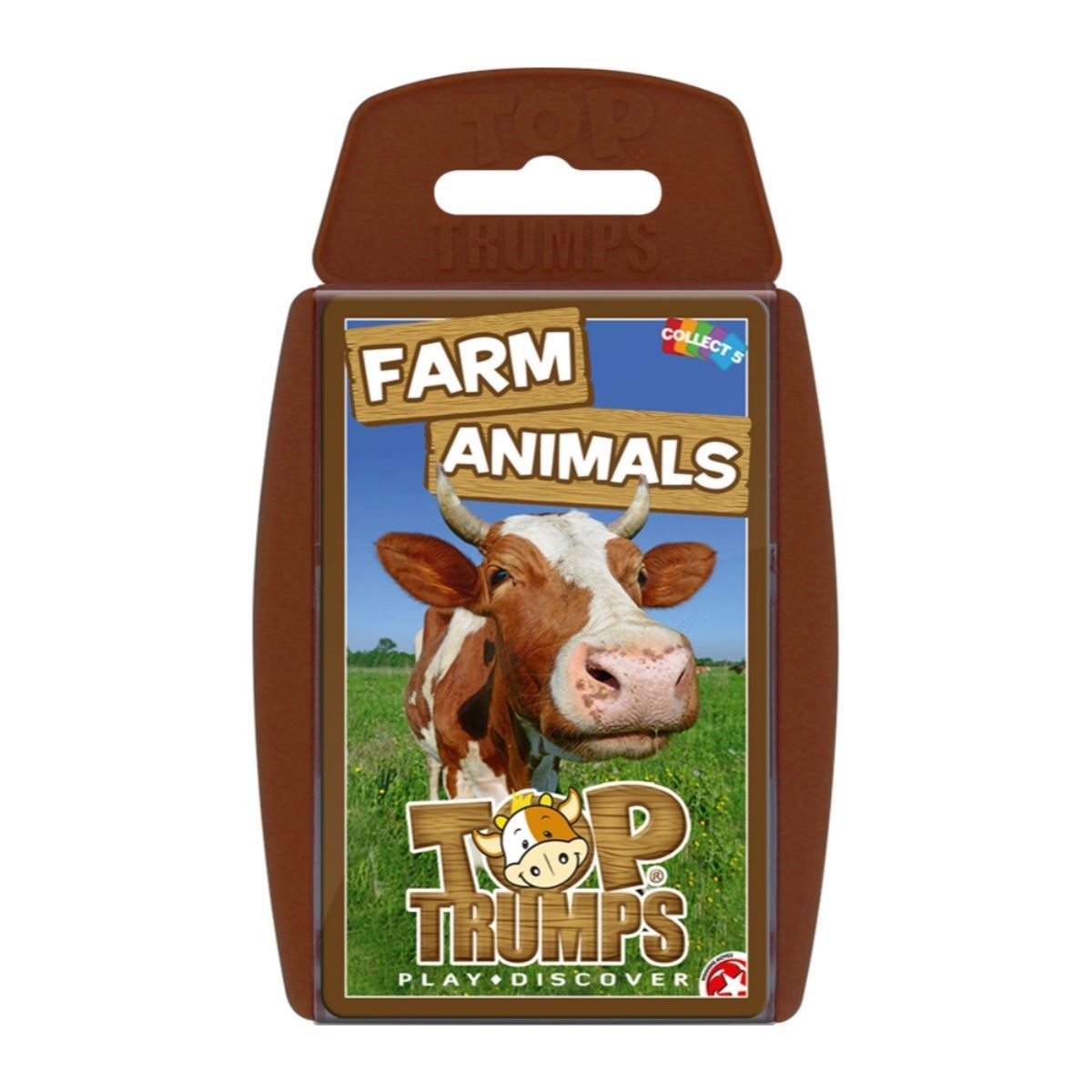 Top Trumps Card Game - Large Range Of The Latest Packs Xmas Birthday ...
