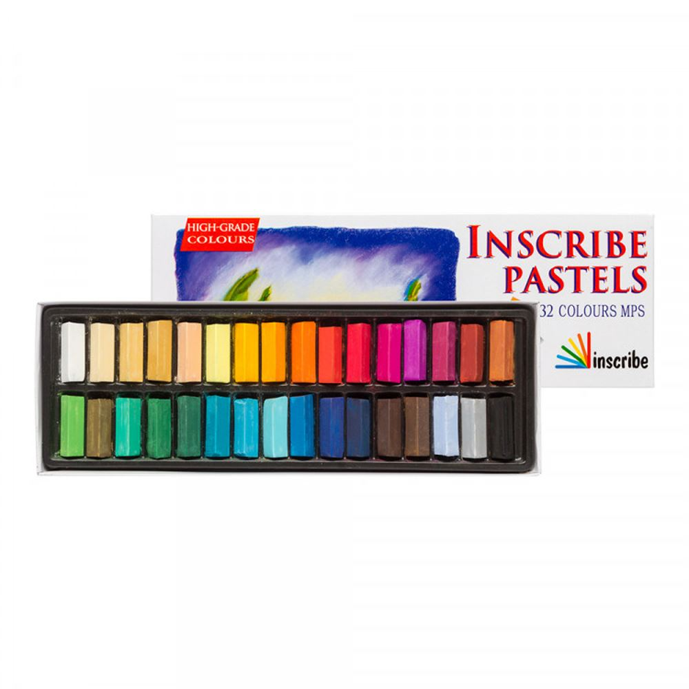 Inscribe-Artists-Soft-Square-Pastel-Sets-Art-Drawing