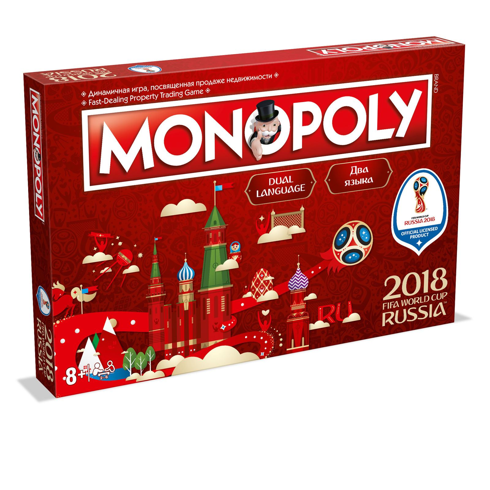 Monopolies: examples in the world and in Russia