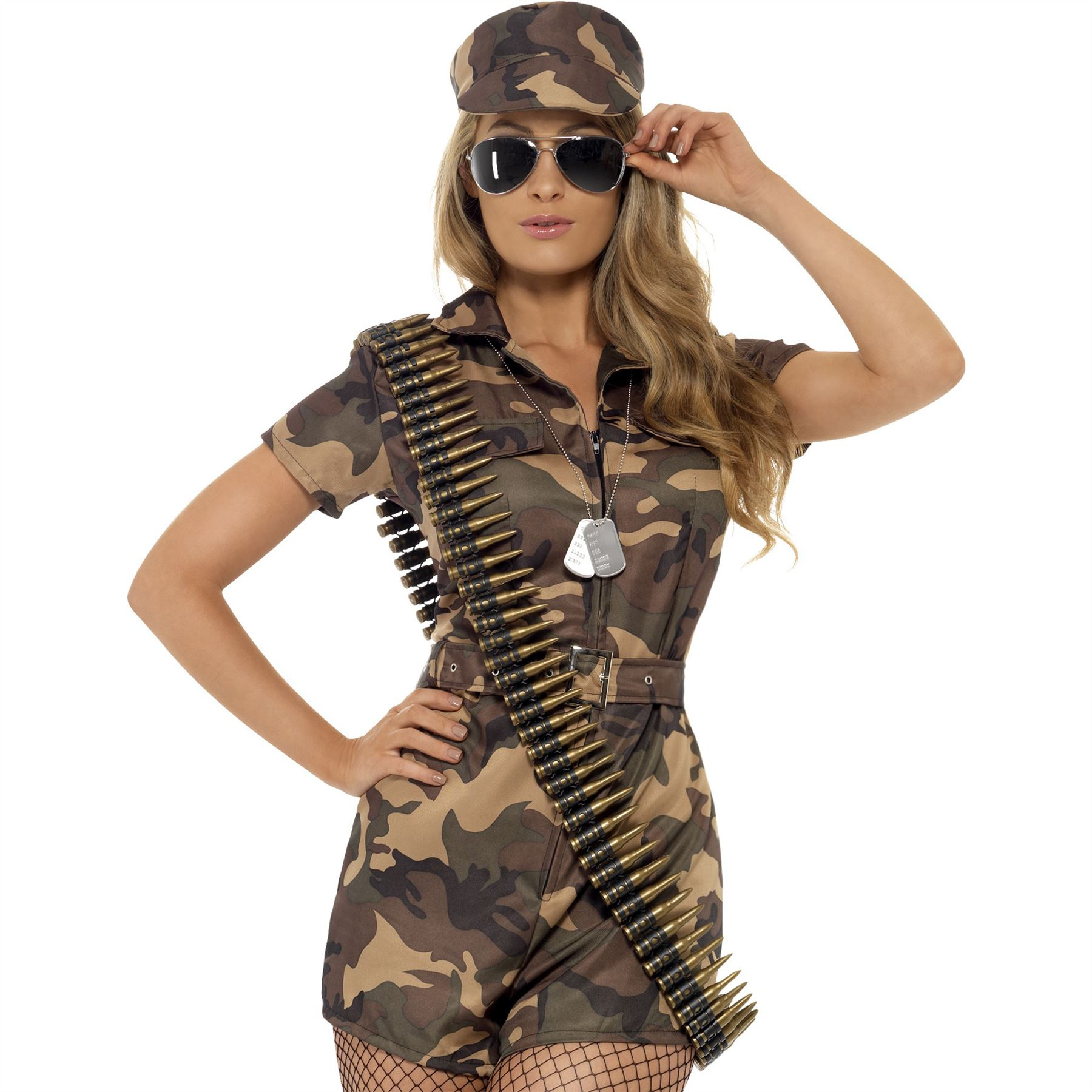 Army Girl Halloween Costume