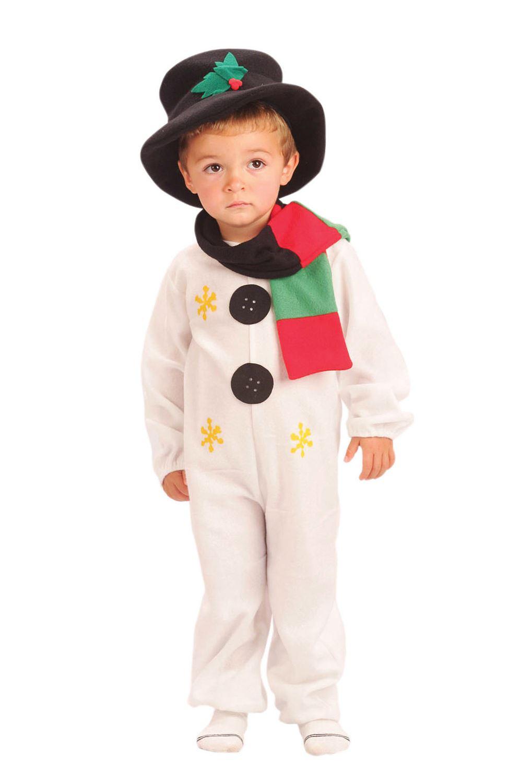 Infantil mu eco de nieve disfraz navidad frosty disfraz - Trajes de navidad para bebes ...