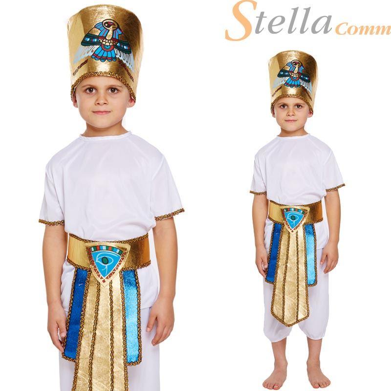 Egyptian boy book week historic kids boys fancy dress costume outfit egyptian boy book week historic kids boys fancy dress costume outfit solutioingenieria Choice Image