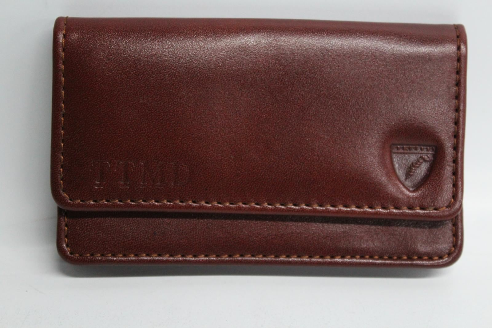 ASPINAL-OF-LONDON-Brown-Cognac-Smooth-Leather-Credit-Card-Wallet-TTMD-NEW