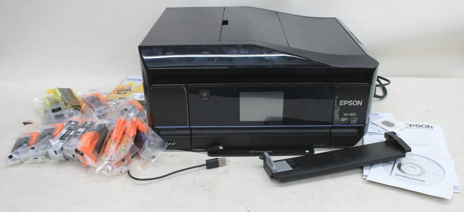 EPSON-XP-810-Expression-Premium-1-en-4-Multifonction-Wi-Fi-Imprimante-Photo