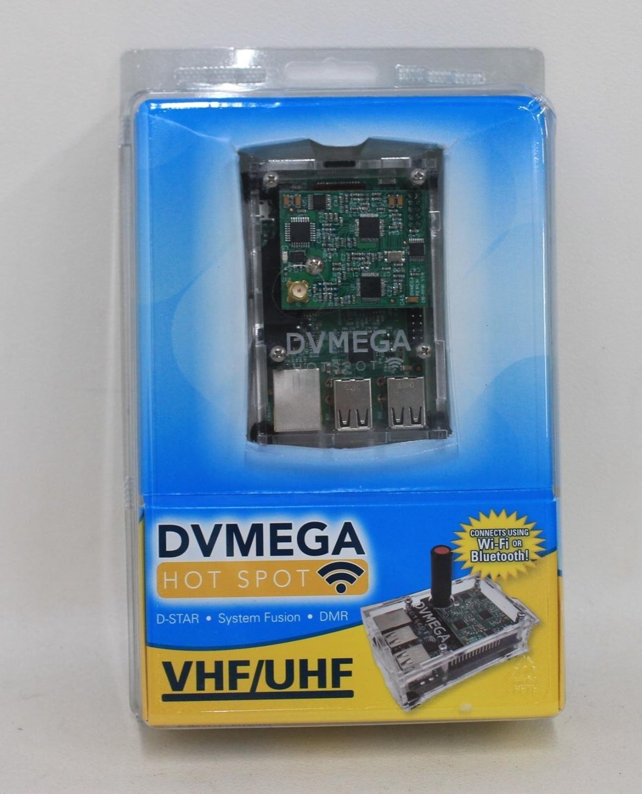 NEW DVMEGA HOT SPOT Dual band VHF/UHF Prebuilt Hotspot Kit For Digital Radios