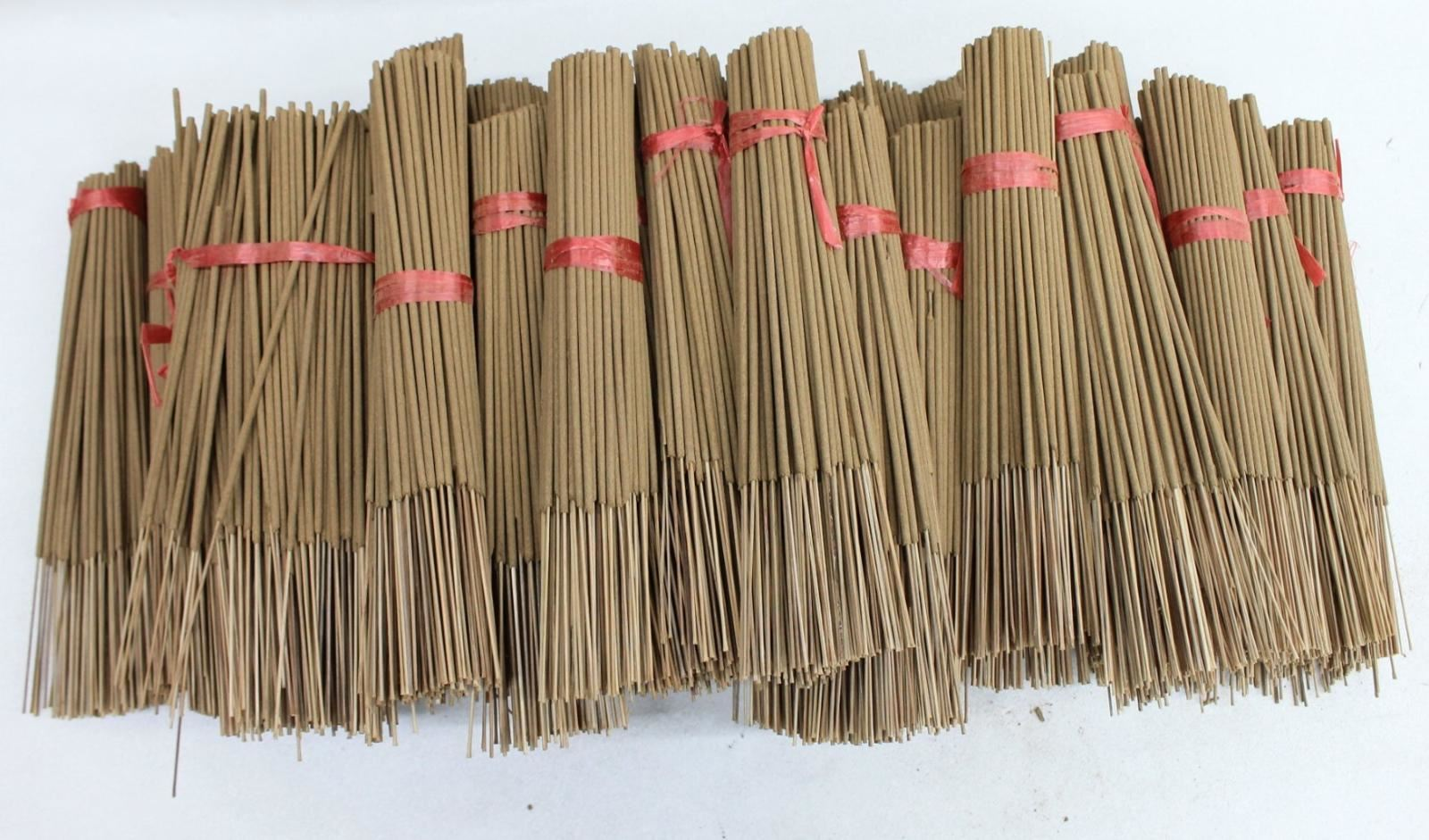 1000x-Unscented-Fragrance-Free-11-034-Make-Your-Own-DIY-Incense-Sticks-Bundle-NEW