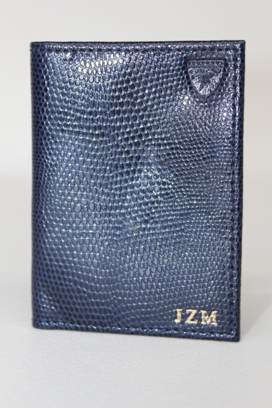 ASPINAL-OF-LONDON-Calf-Navy-Blue-Lizard-Embossed-Double-Fold-Credit-Card-Case