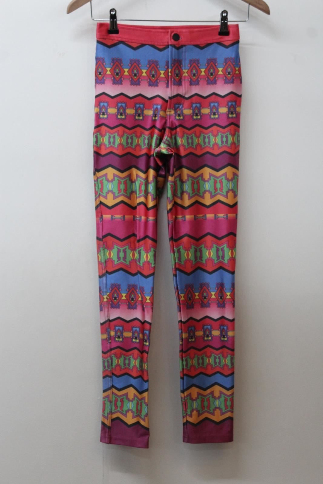 S For Disco Imprimante Pantalons American Neo Apparel Pantalons Multicolore Max Pants qw4UPv7