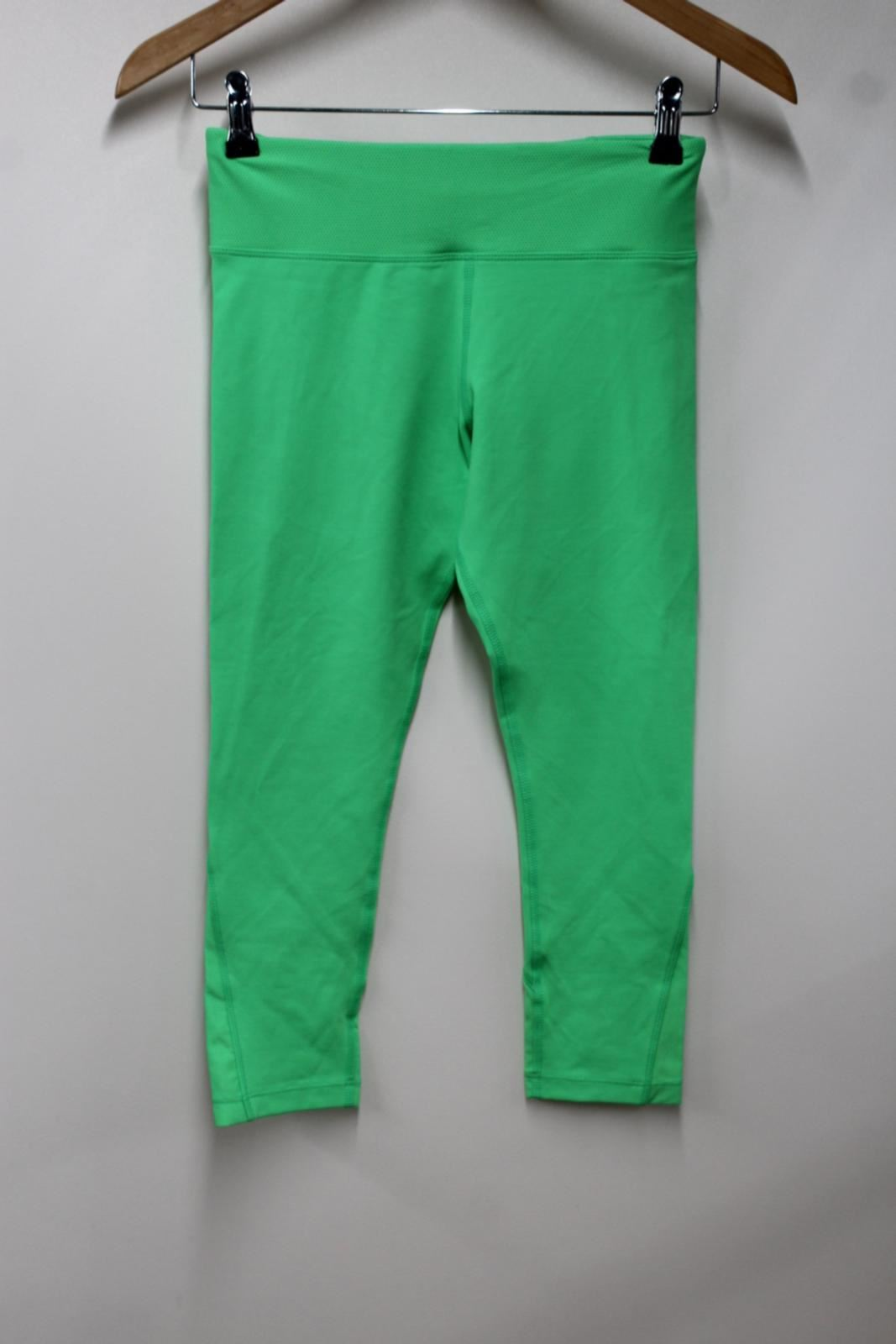 LORNA-JANE-Ladies-Apple-Green-LJ-Classic-Energy-7-8-Leggings-XS-BNWT