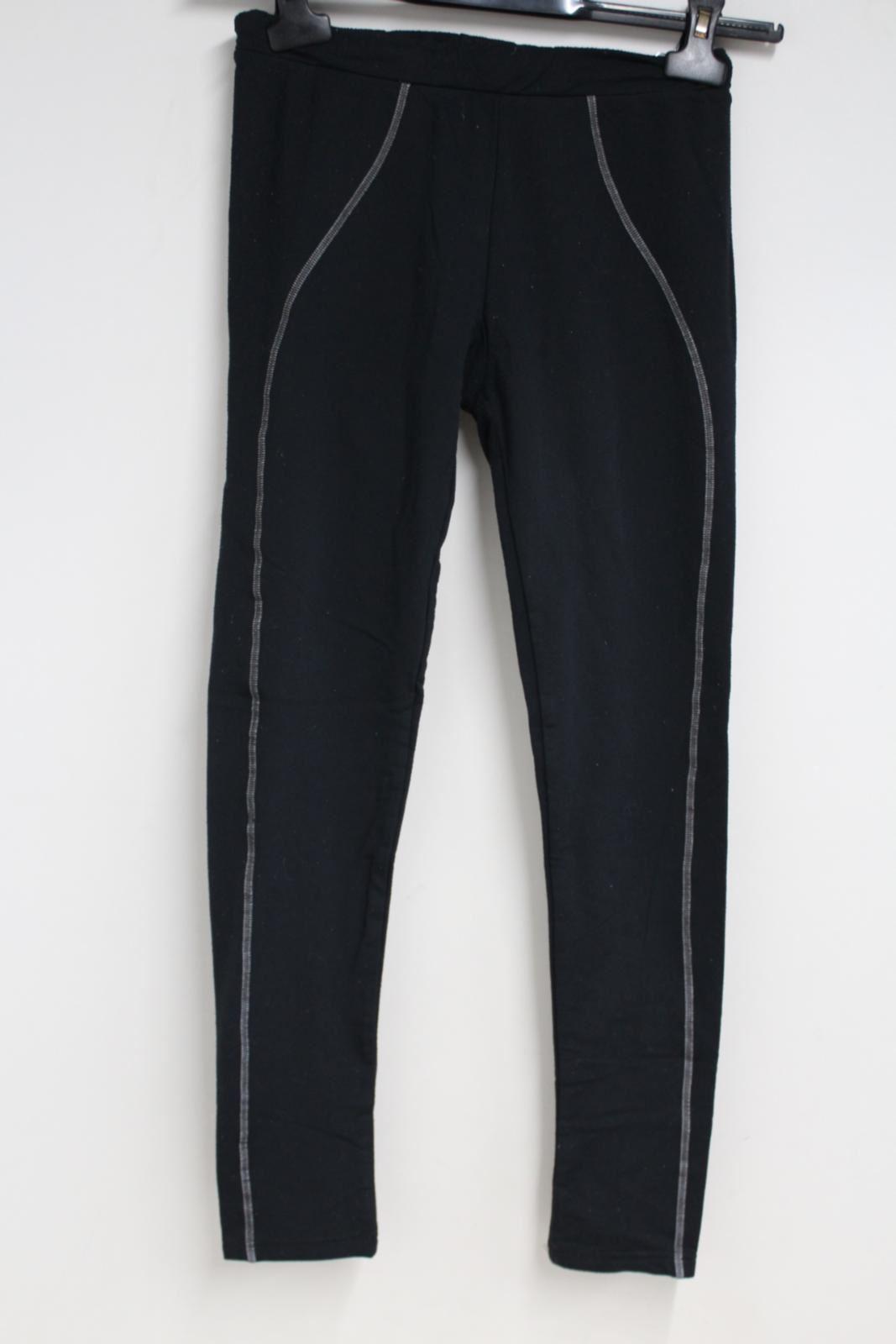 Sweaty-Betty-Ladies-Negro-Chandal-Activewear-Fitness-Leggings-Talla-S-W24-L26