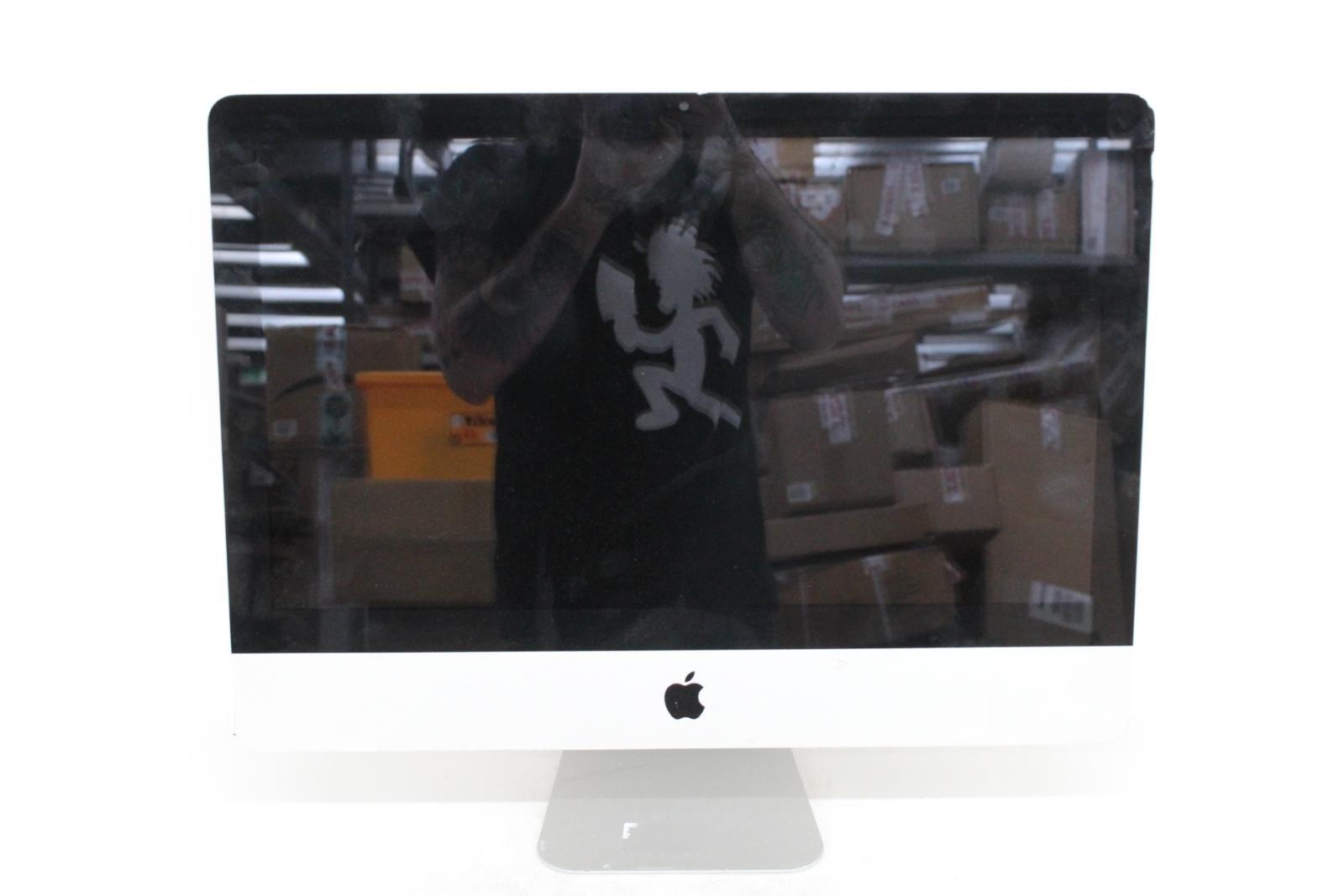 """Apple Tout-en-un Dell A1311 21.5"""" écran Intel I5 8 Go Ram 500 Go Disque Dur Ordinateur-afficher Le Titre D'origine Les Clients D'Abord"""