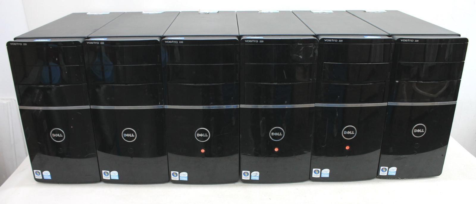 DELL-DC8CMF-Vostro-220-Intel-Pentium-E2200-2-20GHz-2GB-RAM-No-HDD-Desktops-6x