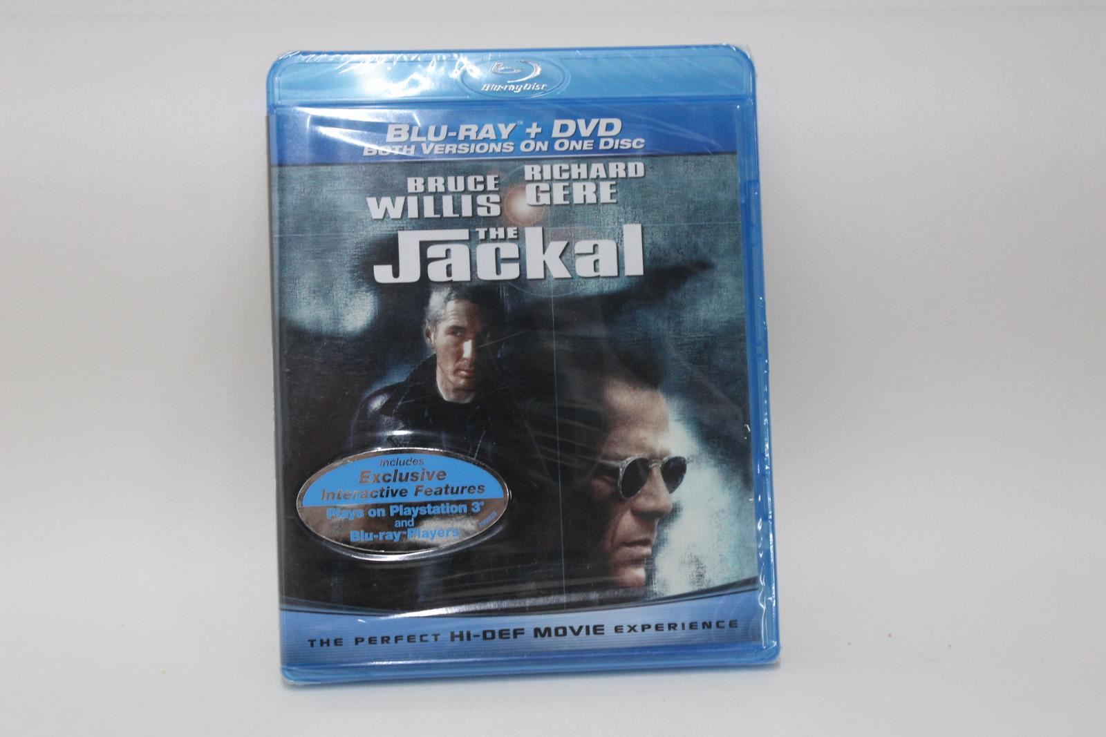 THE-JACKAL-Blu-ray-amp-DVD-2010-Bruce-Willis-Richard-Gere-Action-Movie-Sealed