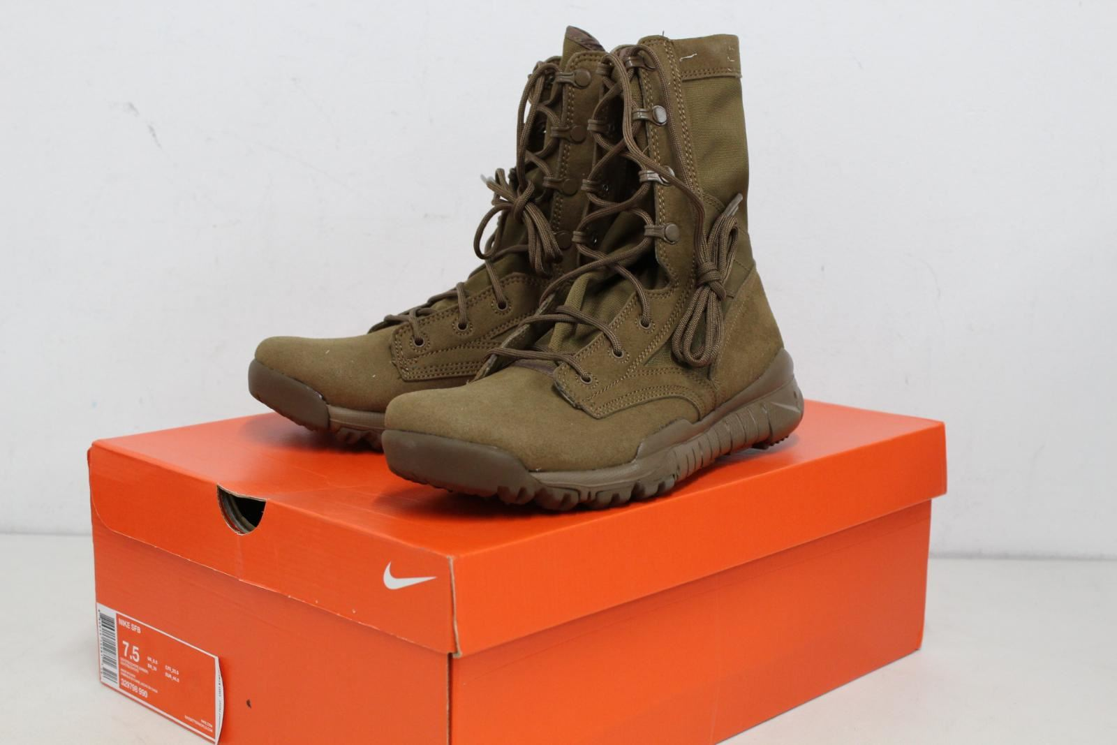 85324944c4 Mens Boot Military SFB 329798-990 Coyote Tan Special Field Size BNIB NIKE  6.5 wqrlmy801-Athletic Shoes