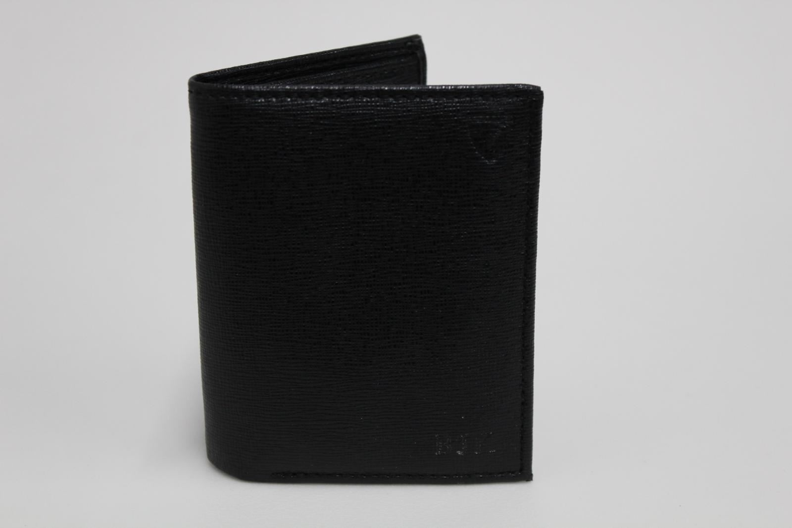 ASPINAL-OF-LONDON-Mens-Black-Saffiano-Leather-6-Slot-amp-Note-BJK-Initial-Wallet