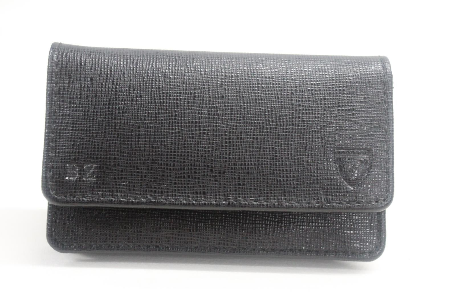 ASPINAL-OF-LONDON-Hard-Business-Credit-Card-Case-Black-Initials-BZ-NEW