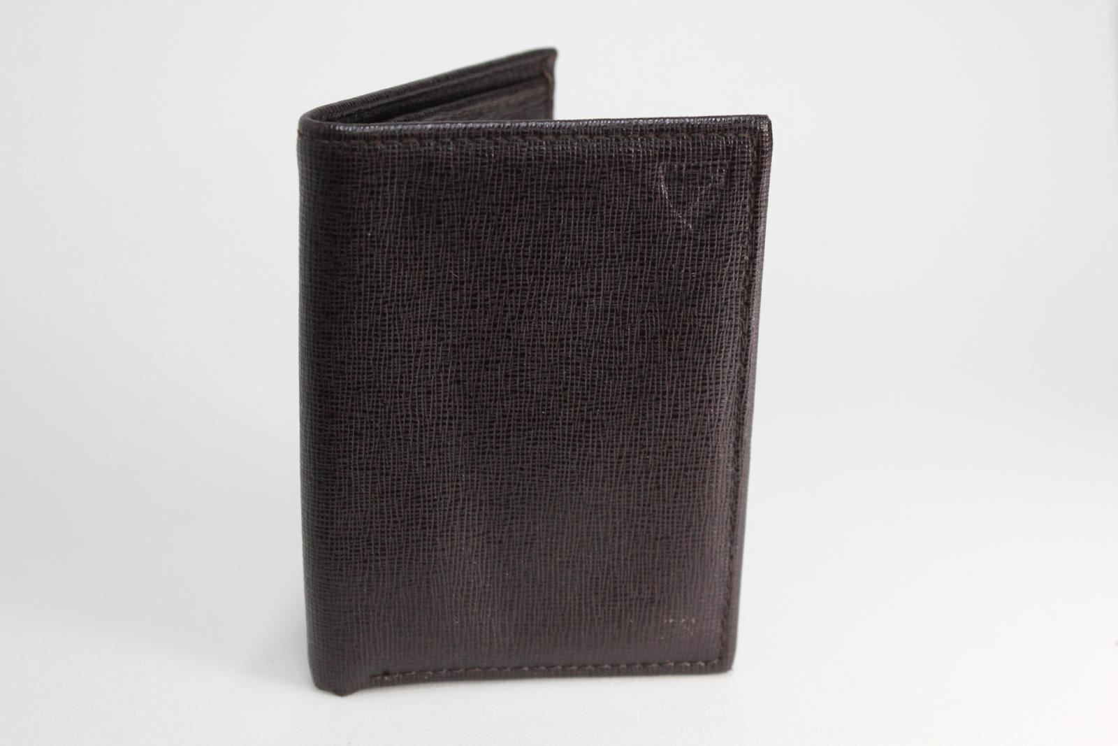ASPINAL-OF-LONDON-Mens-Brown-Saffiano-Texture-Leather-6-Slot-Card-amp-Note-Wallet