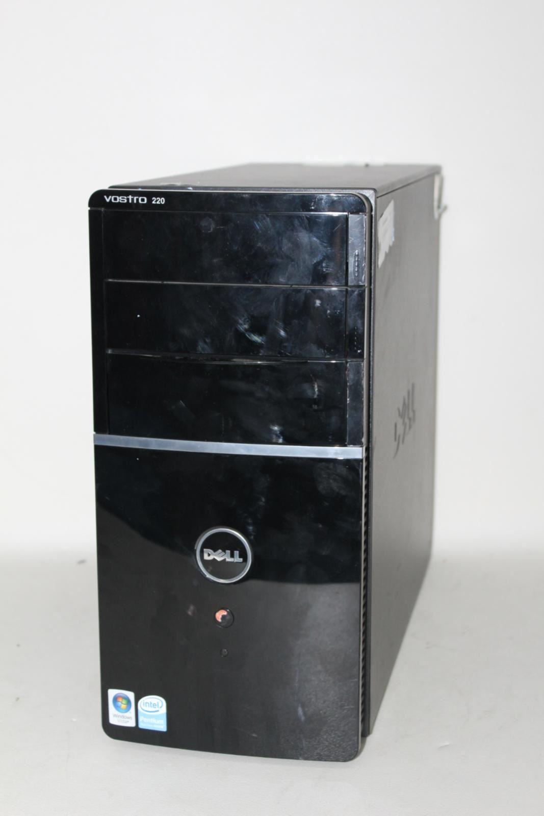 DELL-Vostro-220-Black-Intel-Pentium-Dual-Core-2GB-RAM-No-HDD-Desktop-Computer