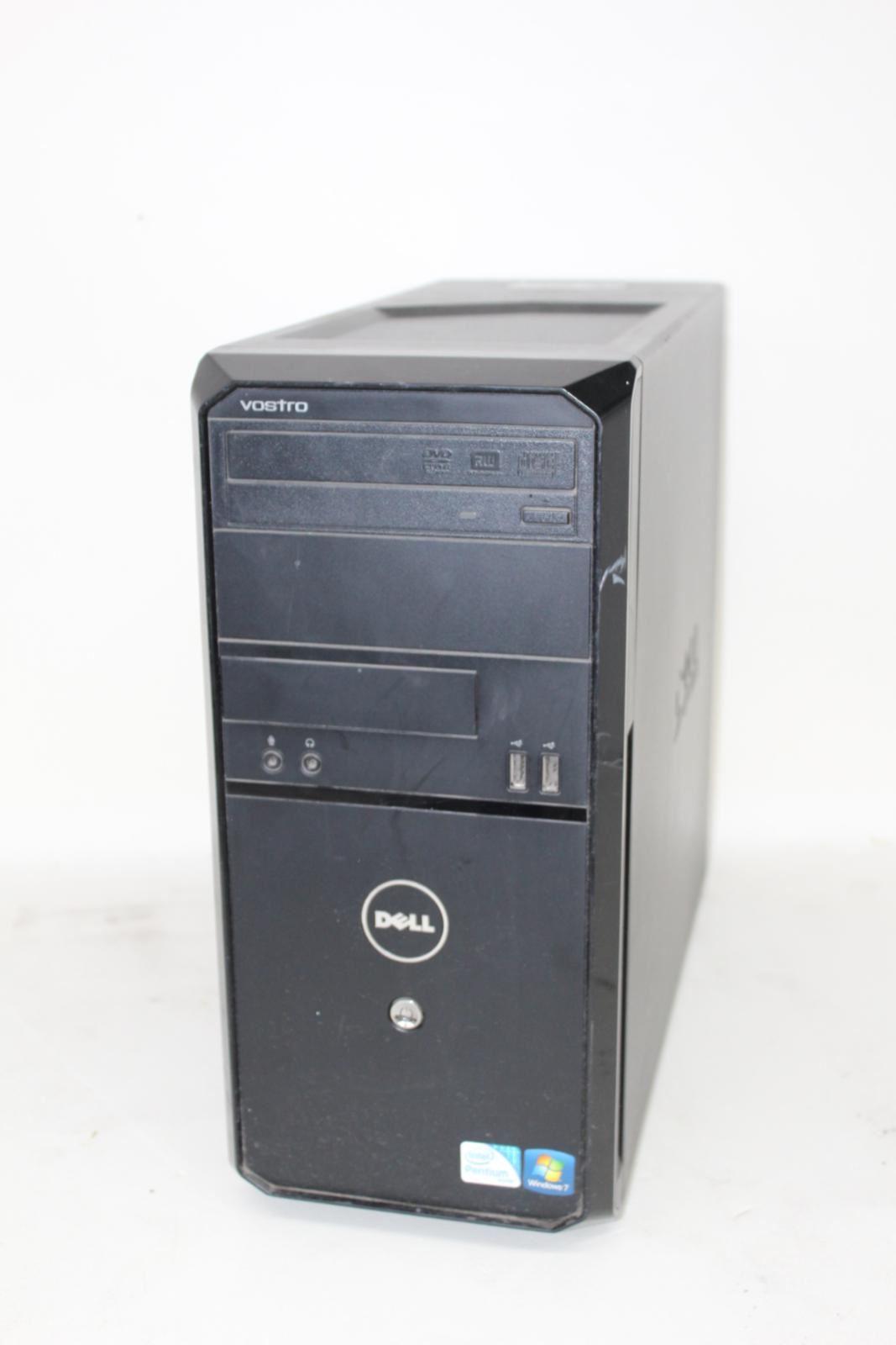 DELL-Vostro-No-Hard-Drive-2GB-Ram-Intel-Pentium-3-10GHz-Desktop-Tower-Computer