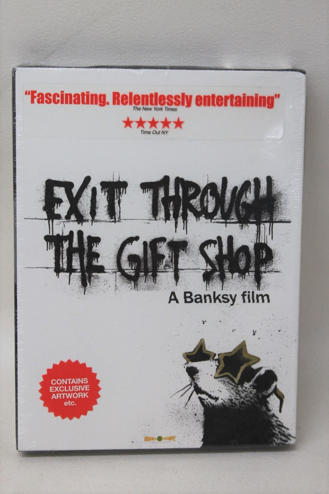 NEW-OSCILLOSCOPE-Exit-Through-The-Gift-Shop-A-Banksy-Film-2010-NTSC-DVD