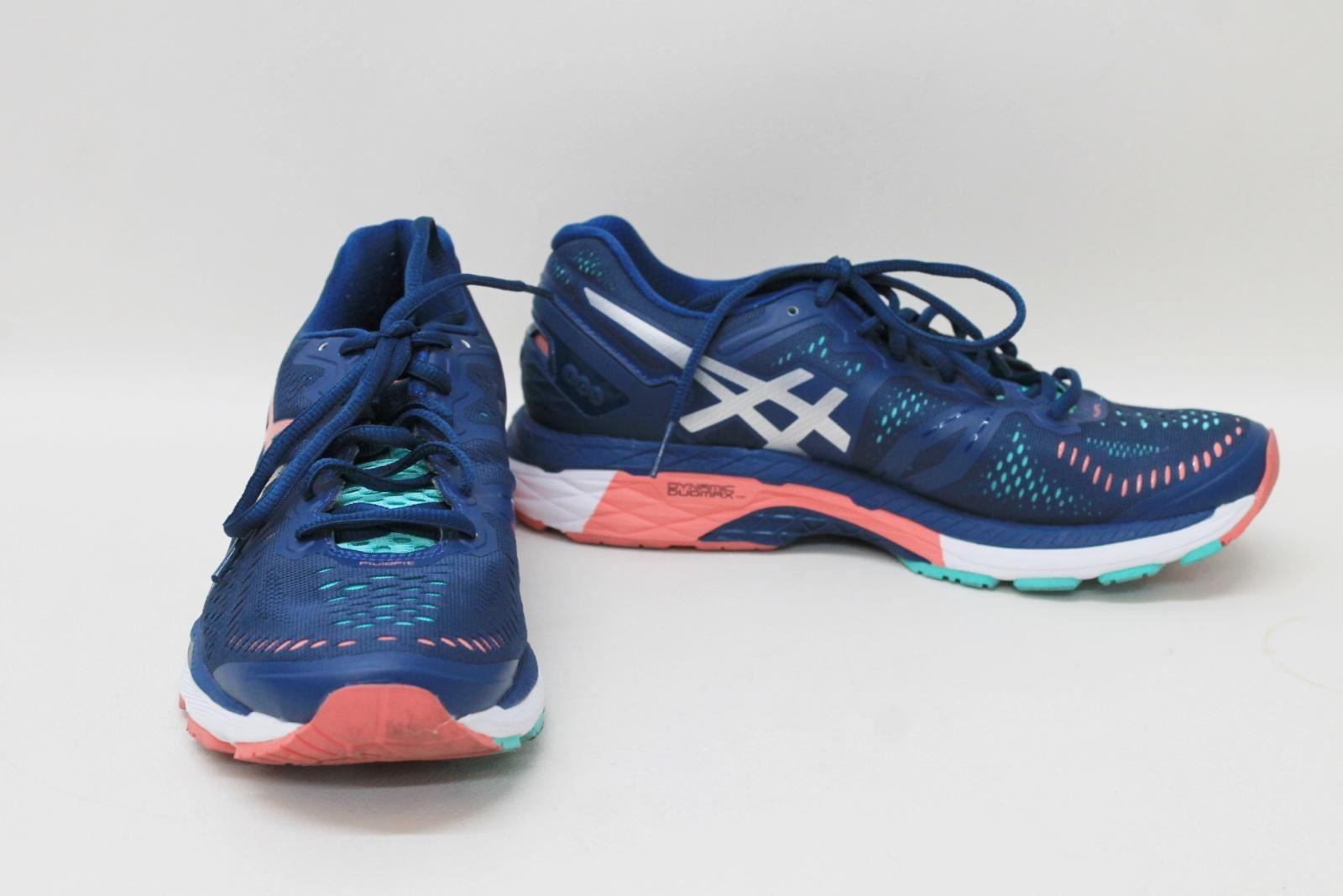Fluid Eu40 deporte de Fit cordones azul Uk7 rosa Zapatillas para damas Asics y tamaño con marino q4FHwSp6X