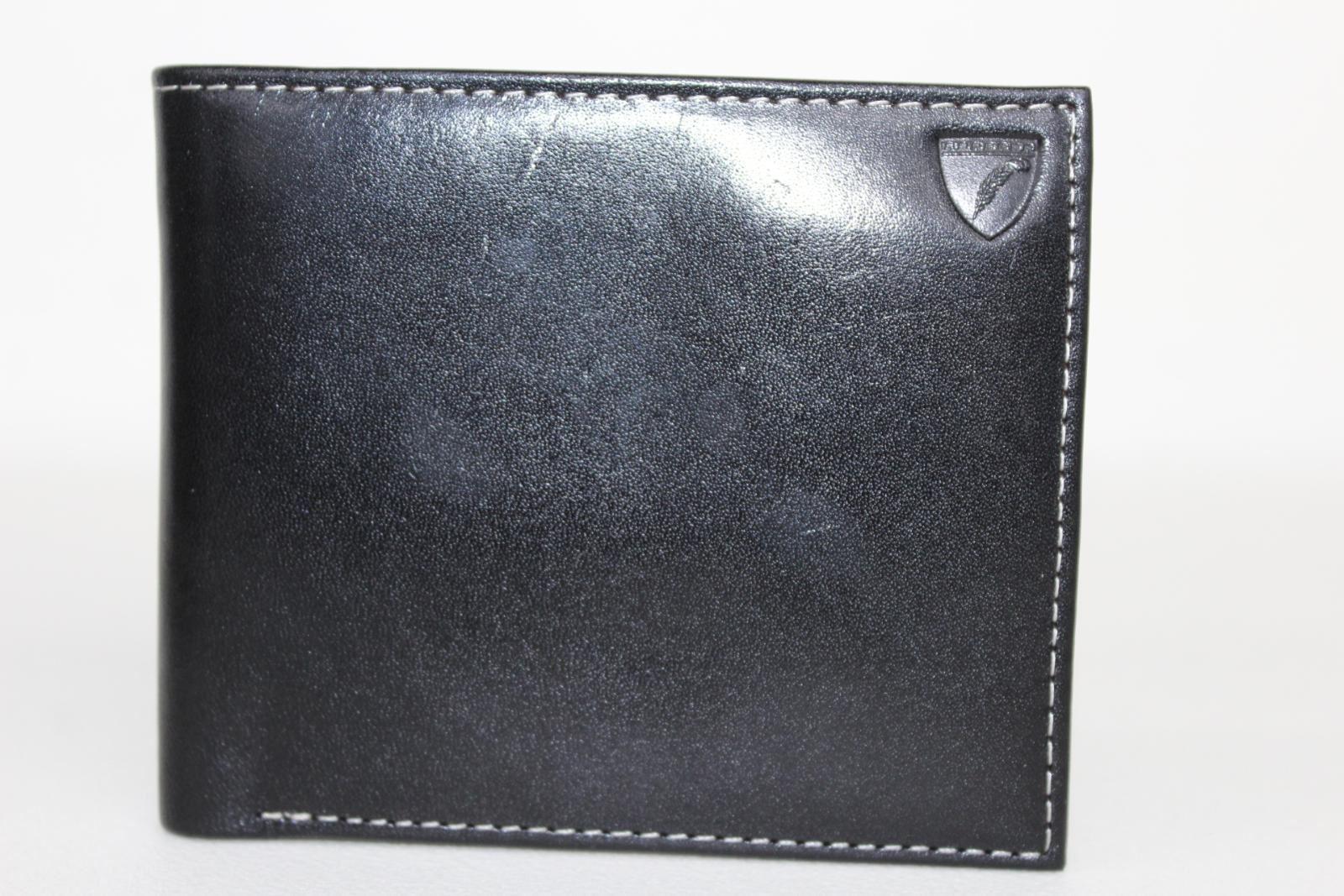ASPINAL-OF-LONDON-Calf-Smooth-Black-amp-Cobalt-Blue-Snake-Exotic-Billfold-Wallet