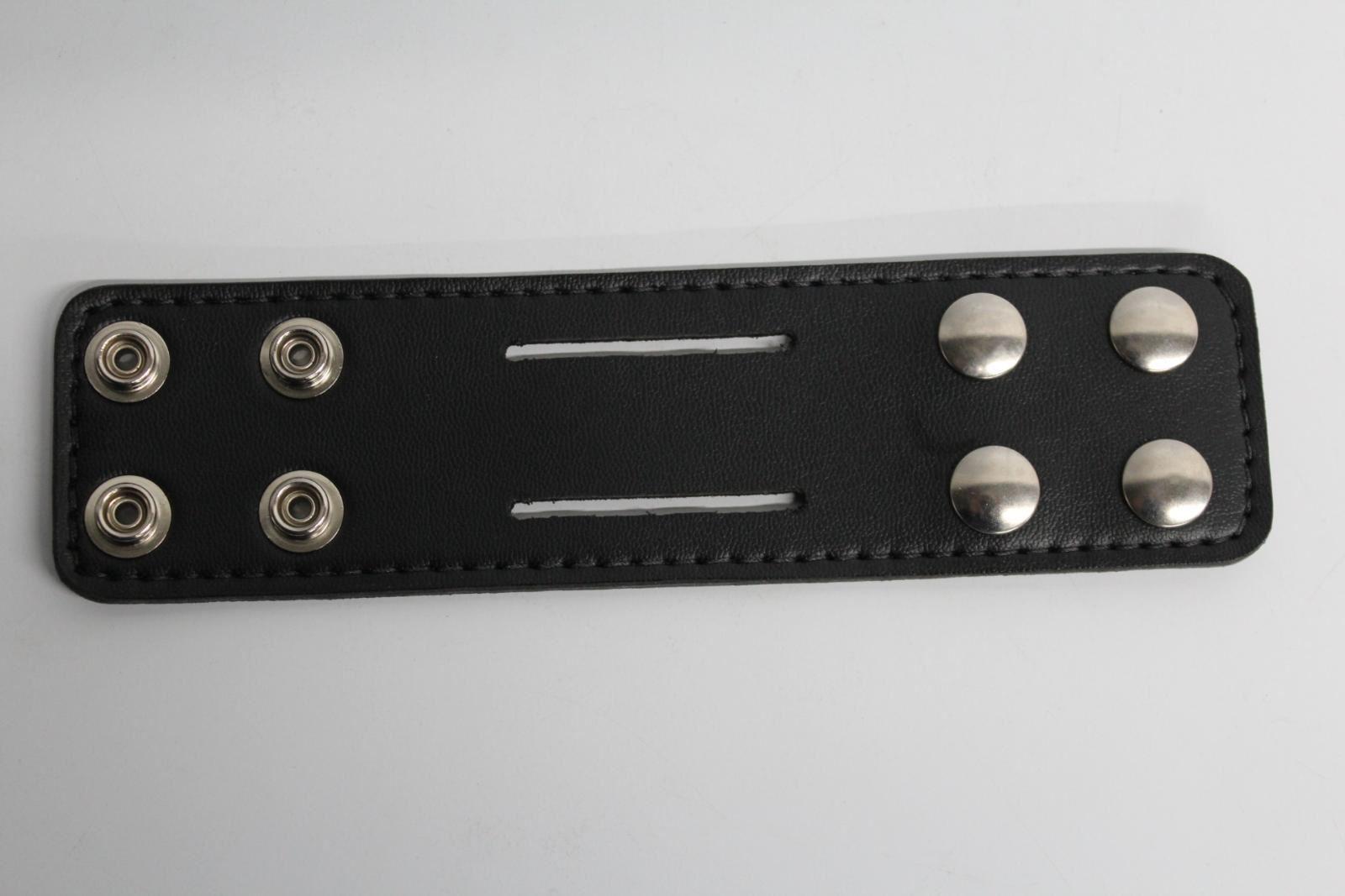 Diplomatique Nouveau Safariland 654-2b Duty Ceinture Gardien Plain Finition Avec Laiton 4 Snaps Black-afficher Le Titre D'origine