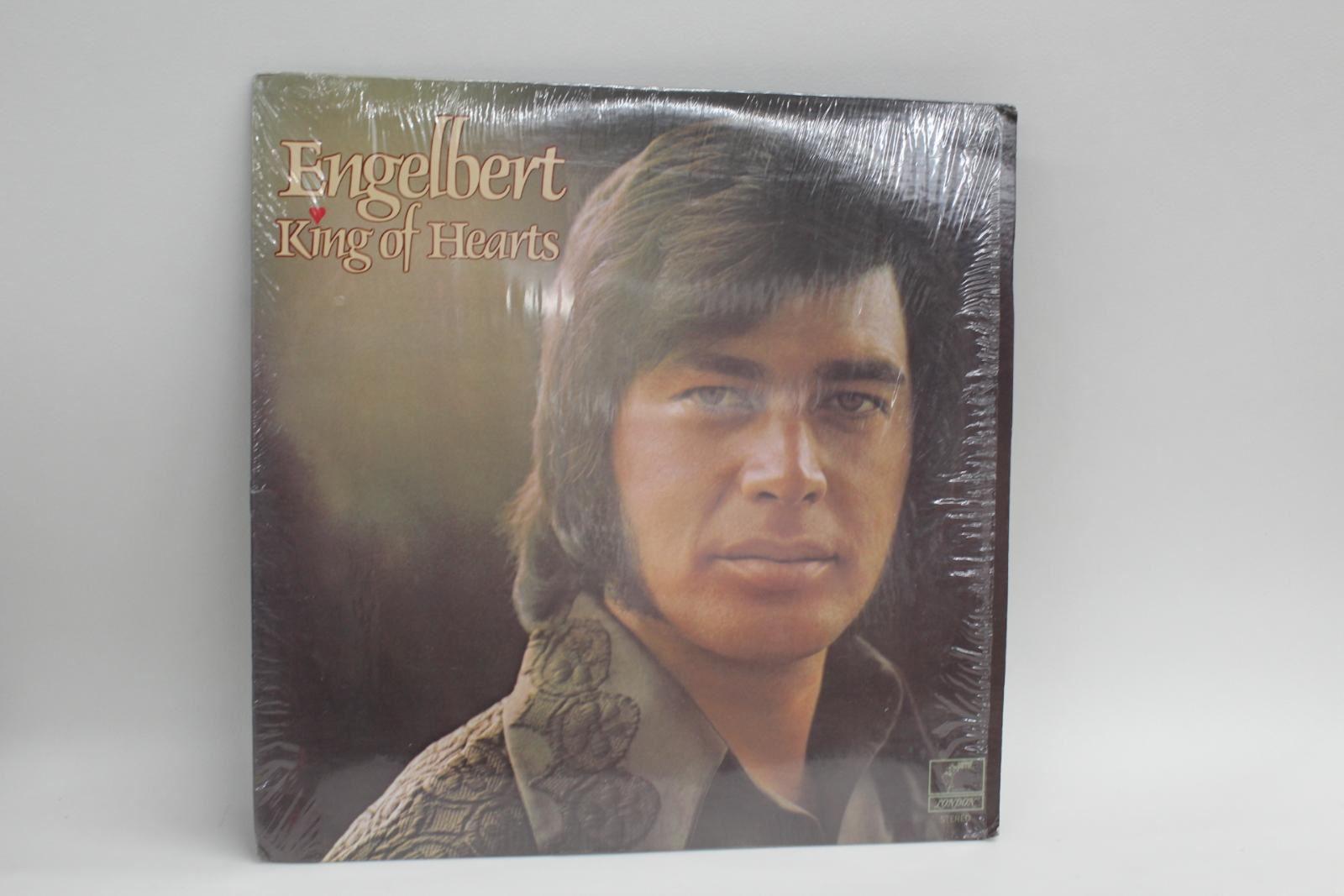 ENGELBERT-HUMPERDINCK-12-034-Vinyl-LP-King-Of-Hearts-Parrot-1973-Stereo-Record