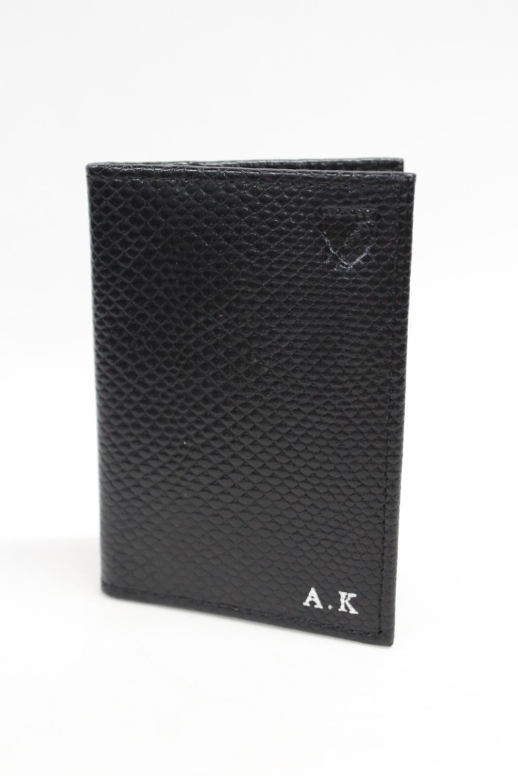 ASPINAL-OF-LONDON-Leather-Card-Holders-Snake-Print-Design-Engraved-Initials-NEW