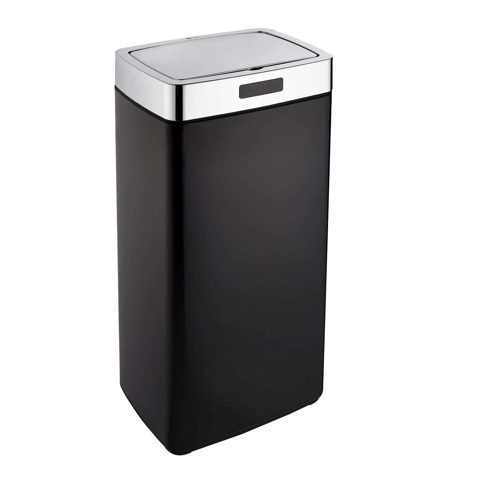 White Kitchen Bin rectangle round white black red silver sensor kitchen waste dust