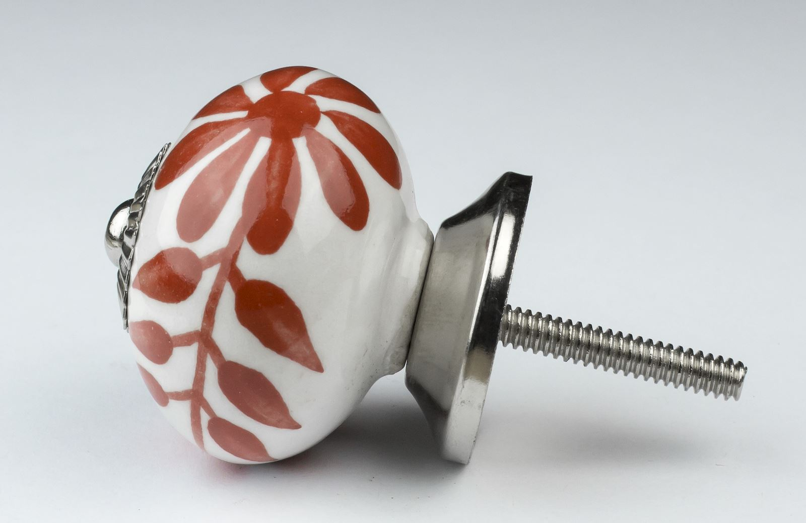 Vintage-Mix-and-Match-Ceramic-Door-Knobs-Handles-Furniture-Drawer-Pulls-Cupboard miniatura 23