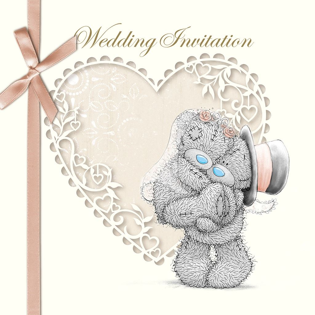 Me to You Wedding Cards Bride Groom Husband Wife Congratulation Card ...