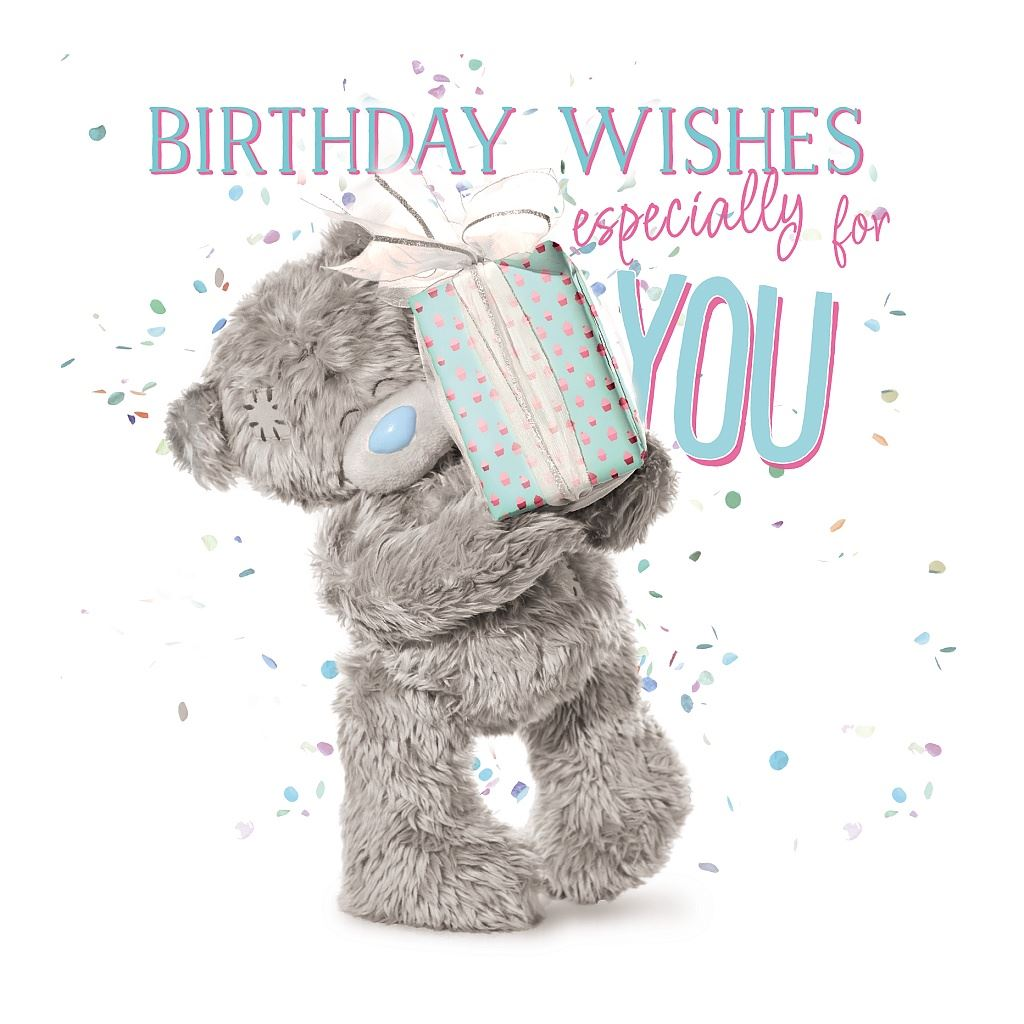 Me to You Birthday Card Variety Various Tatty Teddy Bday Greetings – Me to You Birthday Card