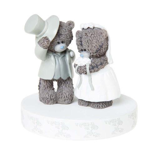 Tatty Teddy Wedding Cake Topper