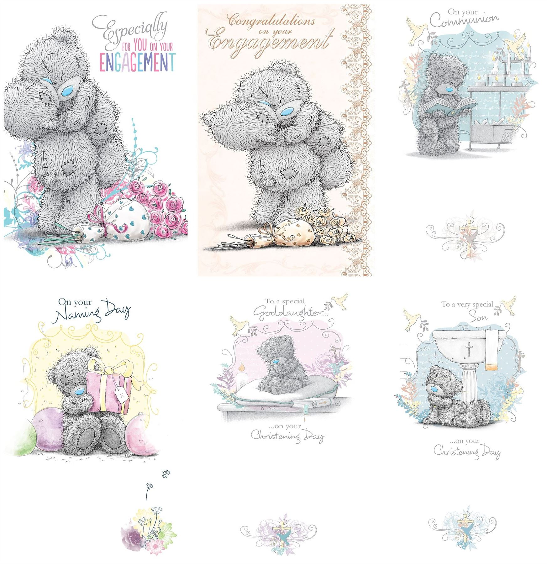 Outstanding Tatty Teddy Wedding Invitations Photos - Invitation Card ...