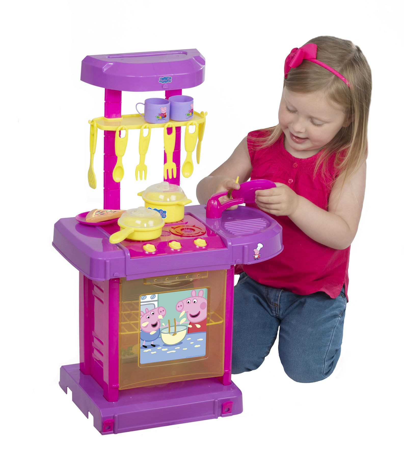 Play Toys For Girls : Peppa pig toy gift selection girls presents play