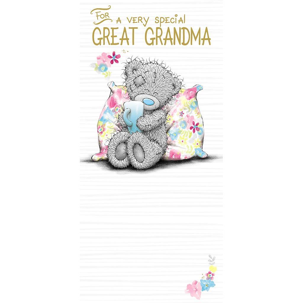Me to you grandparent birthday cards granddad nan grandma bday card me to you grandparent birthday cards granddad nan m4hsunfo Choice Image