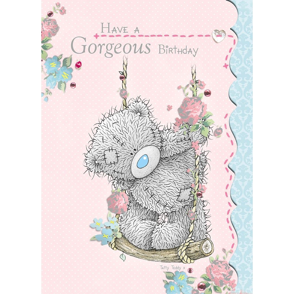 Me to You Birthday Cards Variety of Cheap Discount Bday Card – Tatty Teddy Birthday Cards