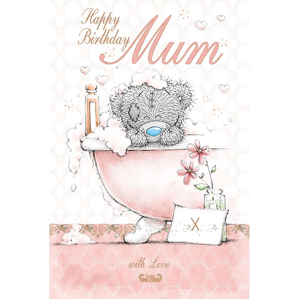 Me To You Mum Amp Dad Birthday Cards Parents Card Selection