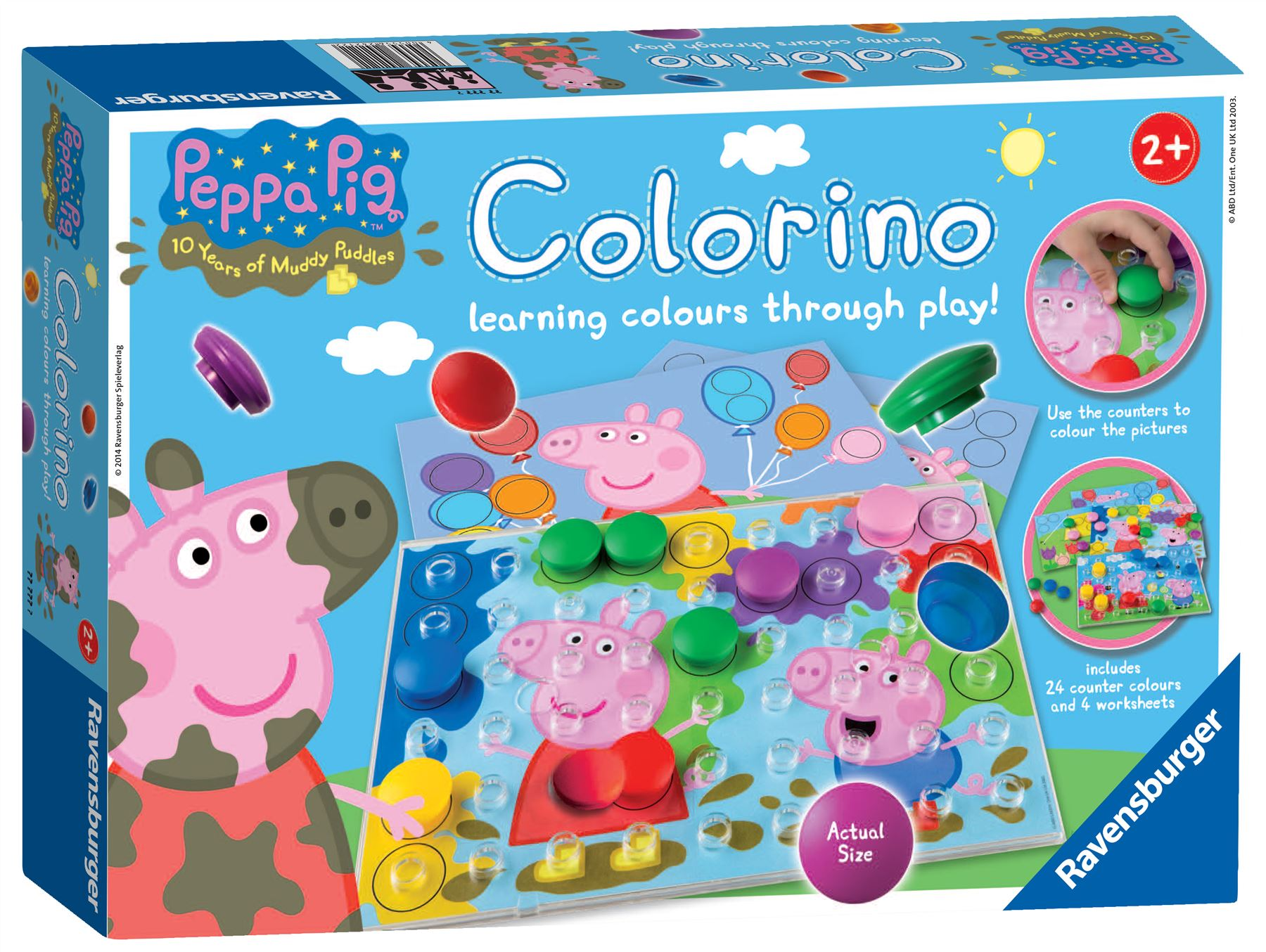 Peppa Pig Toy & Gift Selection Girls Presents Peppa Play Set Toys