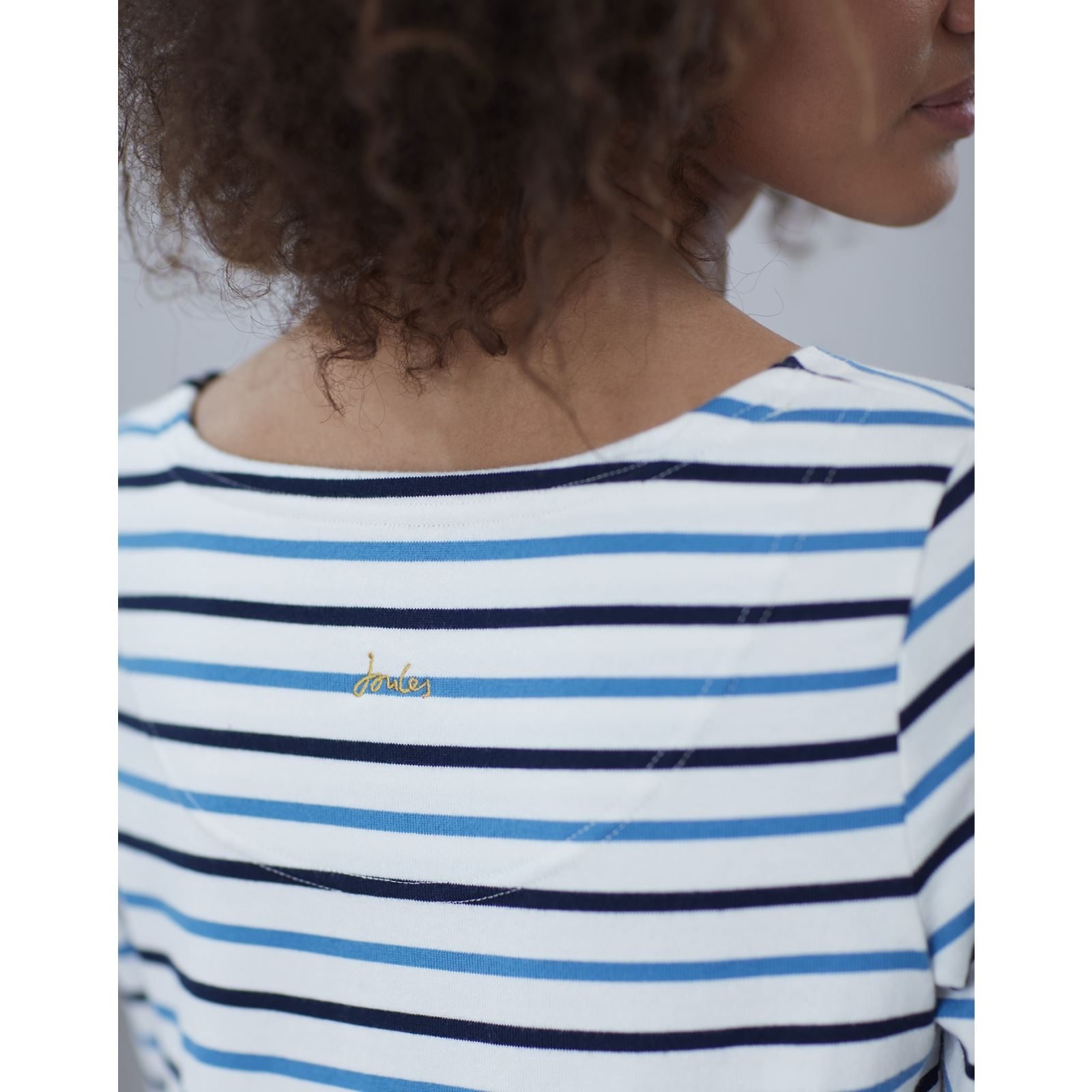 Joules-Harbour-Bordado-Manga-Larga-Jersey-Top-Mas-Colores miniatura 12