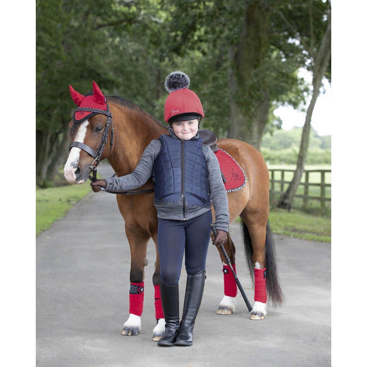 LeMieux-MINI-Little-Pony-Suede-Jump-Square-Saddlecloth miniature 3