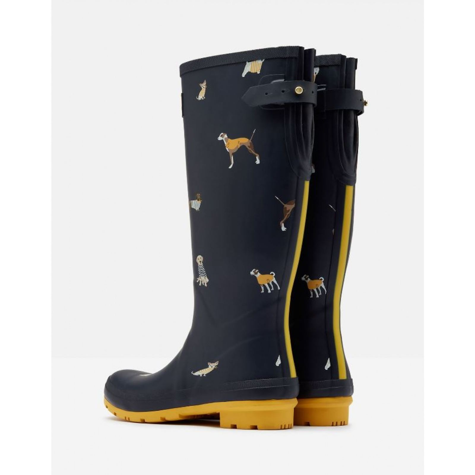 Joules-Welly-Print-with-Adjustable-Back-Gusset-MORE-COLOURS thumbnail 8