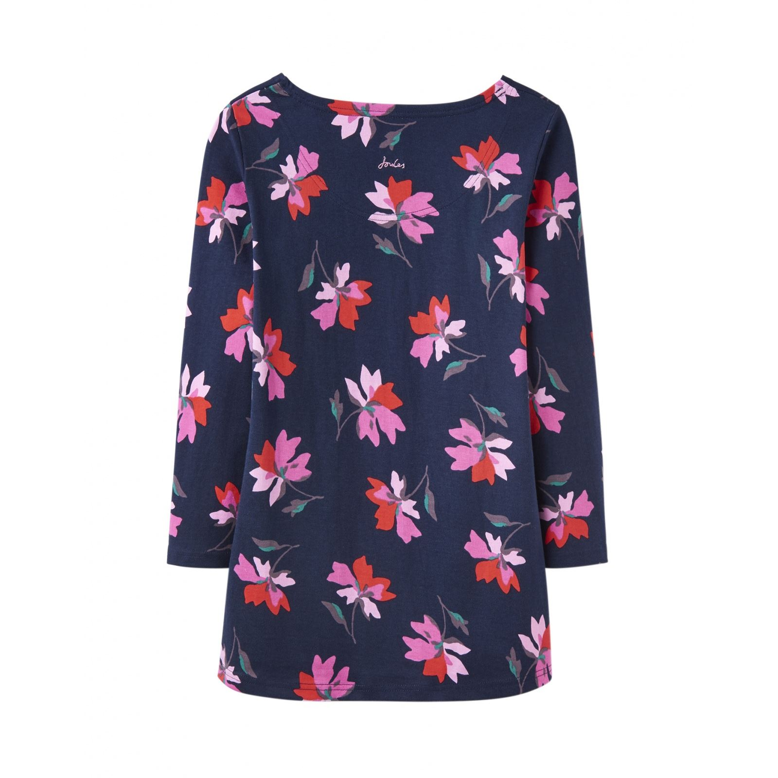 Joules-Harbour-Printed-3-4-Sleeve-Jersey-Top-SS19 thumbnail 13