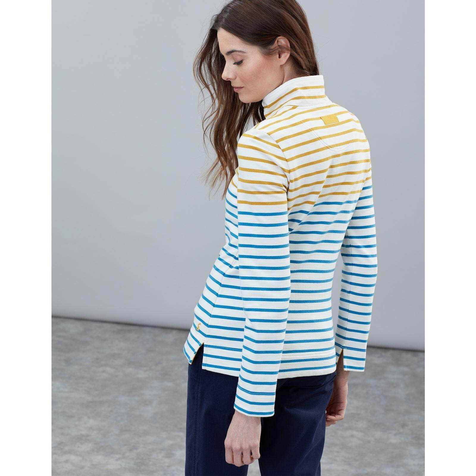 Joules-Saunton-Classic-Cotton-Sweatshirt-ALL-COLOURS thumbnail 4